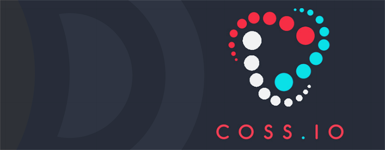 DDF Announces First Exchange Listing on COSS.io